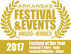 2017 Arkansas Festival of the Year