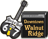 Downtown Walnut Ridge Logo