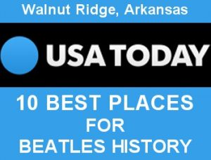 USA Today 10 Best Places for Beatles History