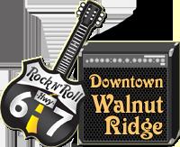 Downtown Walnut Ridge Logo